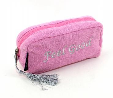16d8c3c84f856 Kleine Pinke   Rosane Feel Good - Kosmetiktasche