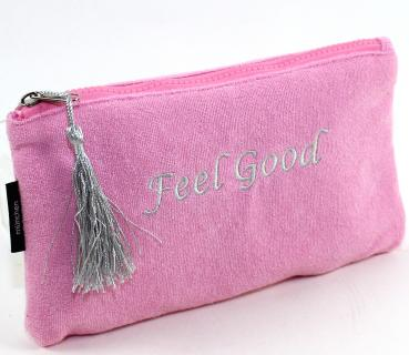 0a34671b8c009 Kleine Pinke Rosane Feel Good - Kosmetiktasche